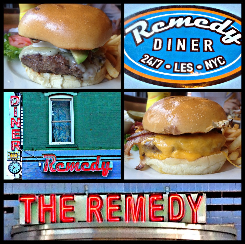 Remedy Diner - Burger Weekly