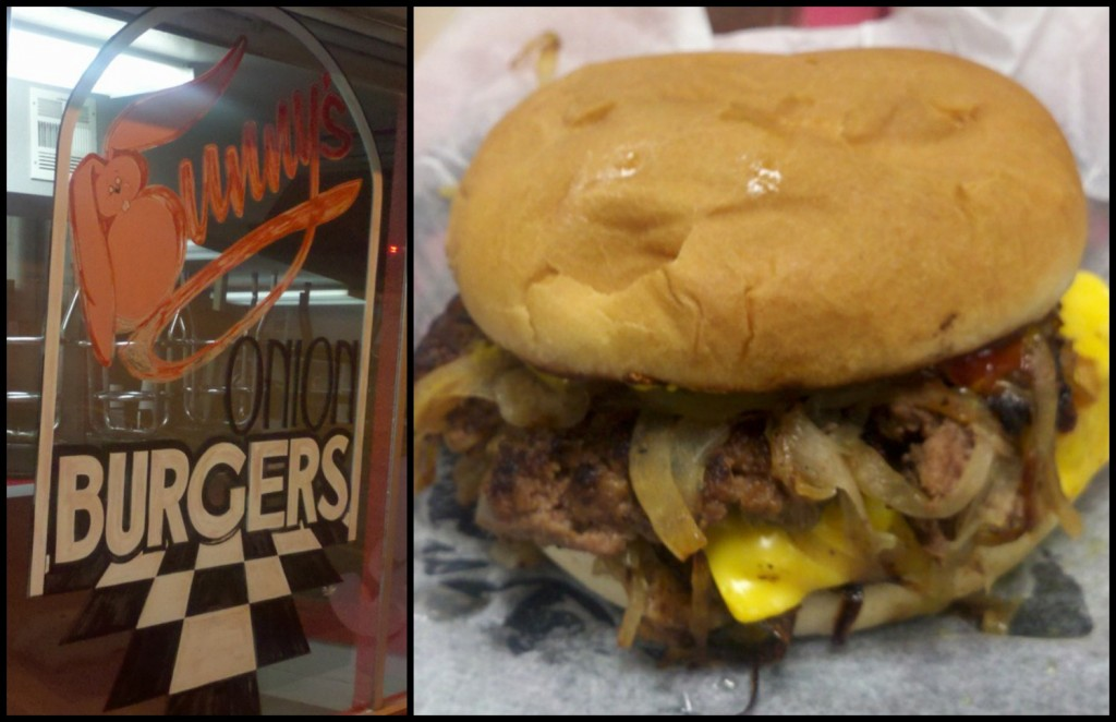 Bunny's Onion Burgers - Burger Weekly: Adventures for the Best ...