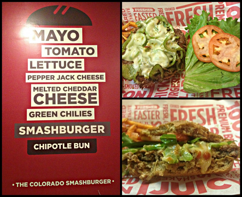 Smashburger has all the affectations of a standard QSR operation: counter-ordering and tableside delivery, a fast and easily navigable menu, a simple and easily duplicatable decor.