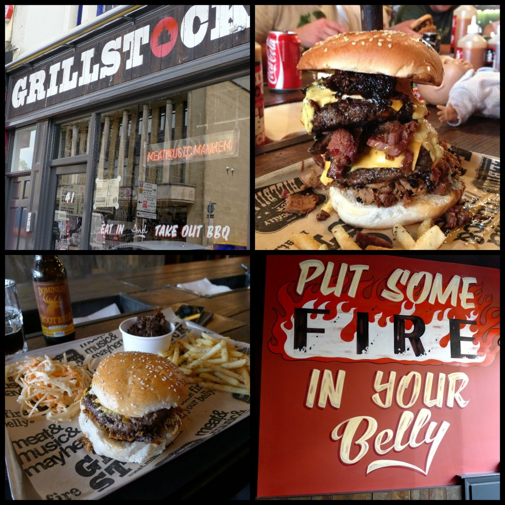 grillstock smokehouse burger weekly