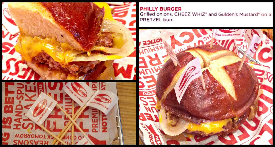 Smashburger: Philly - Burger Weekly: Adventures for the Best Burger in ...