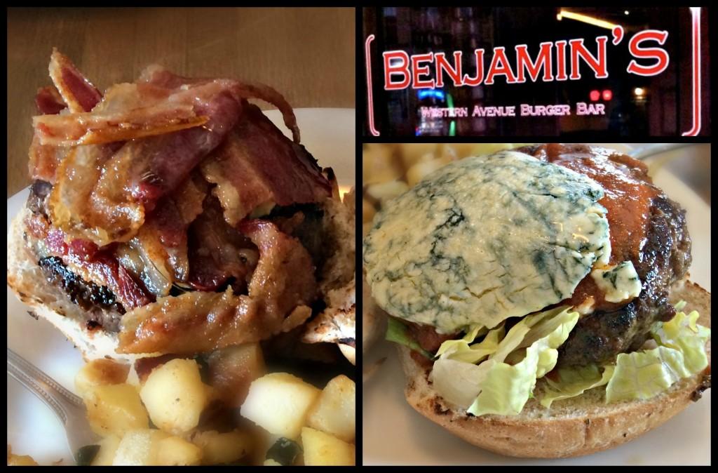Benjamins Western Avenue Burger Bar