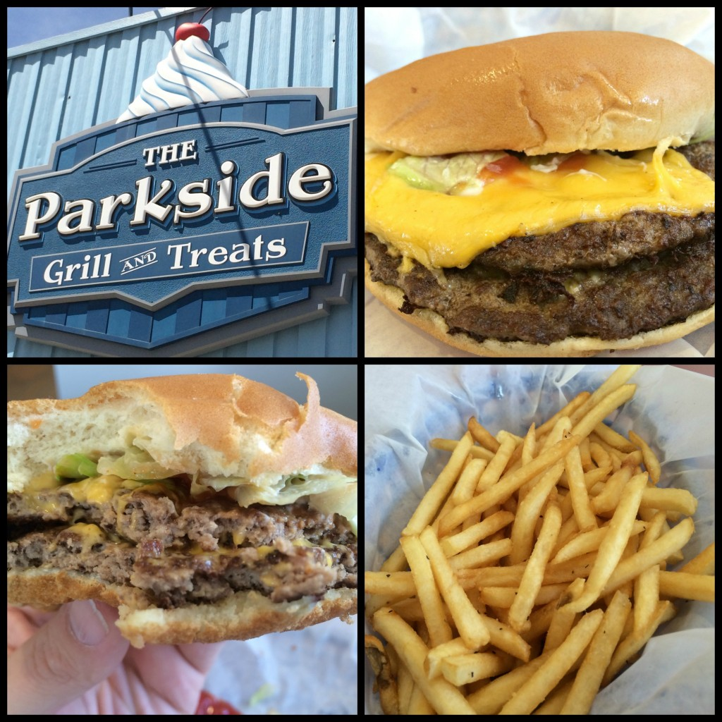 Parkside Grill & Treats