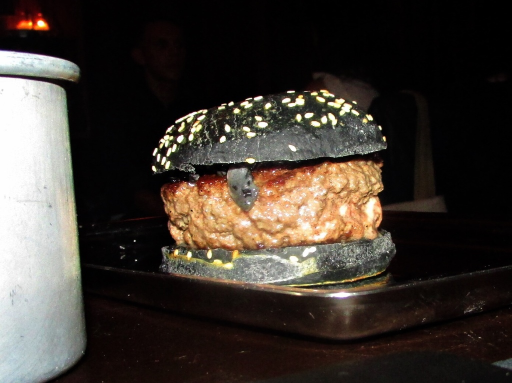 Dead Drop Black Burger