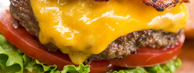 Fourth of July Burger