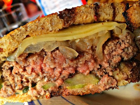 Miss Lily's Patty Melt