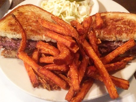 Mundy's Patty melt