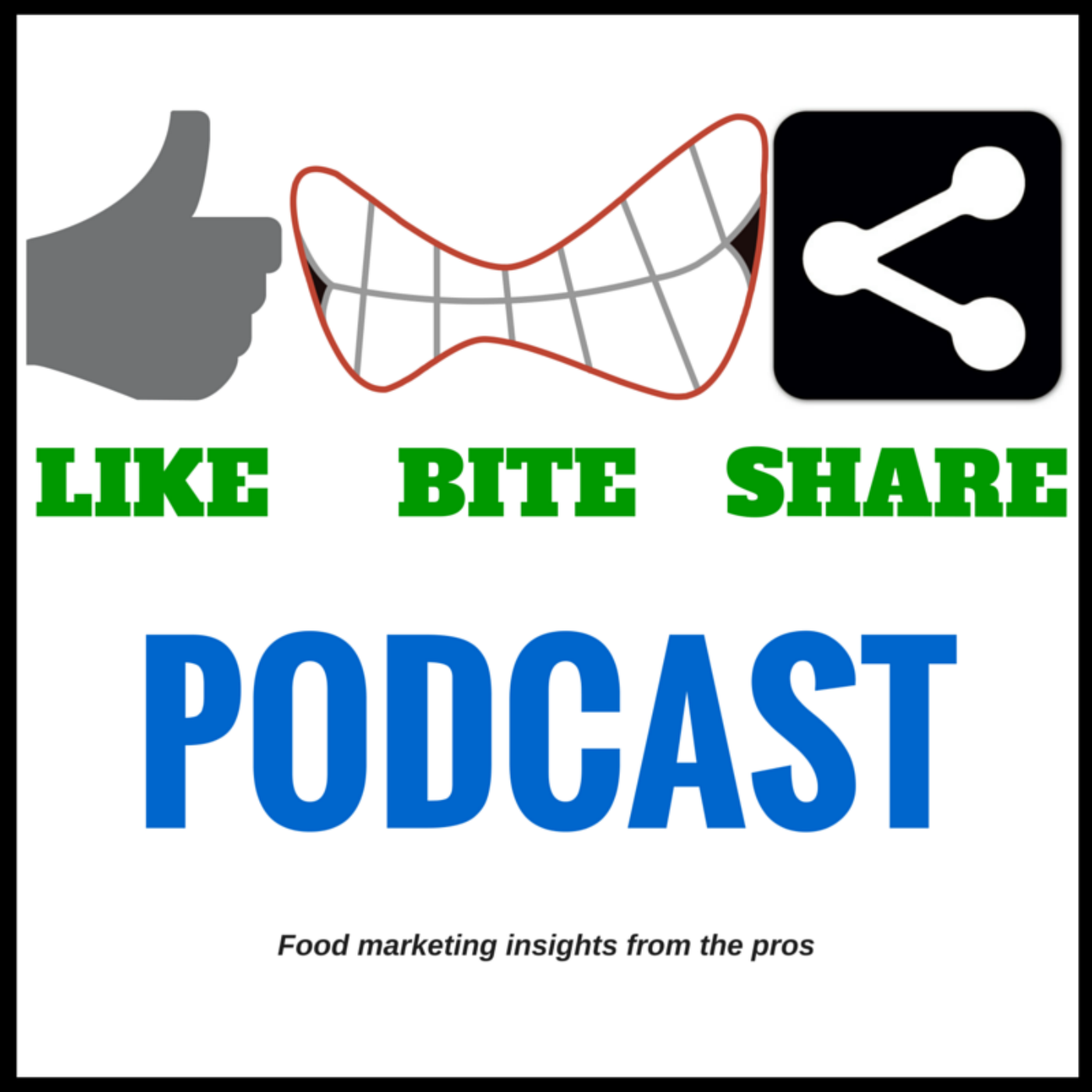 Like, Bite & Share Podcast